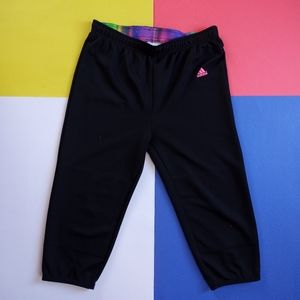 2016 Women's Adidas Climalite Athletic Capris